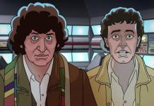 Doctor Who - Shada - Tom Baker and Daniel Hill - BBC Worldwide