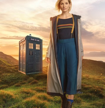 Doctor Who Series 11 - The Doctor (JODIE WHITTAKER) - (C) BBC - Photographer: Steve Schofield