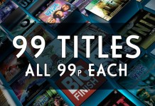 99 Big Finish Titles for .99p