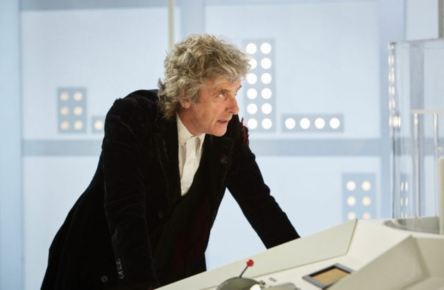 Peter Capaldi (The Doctor) - (c) BBC