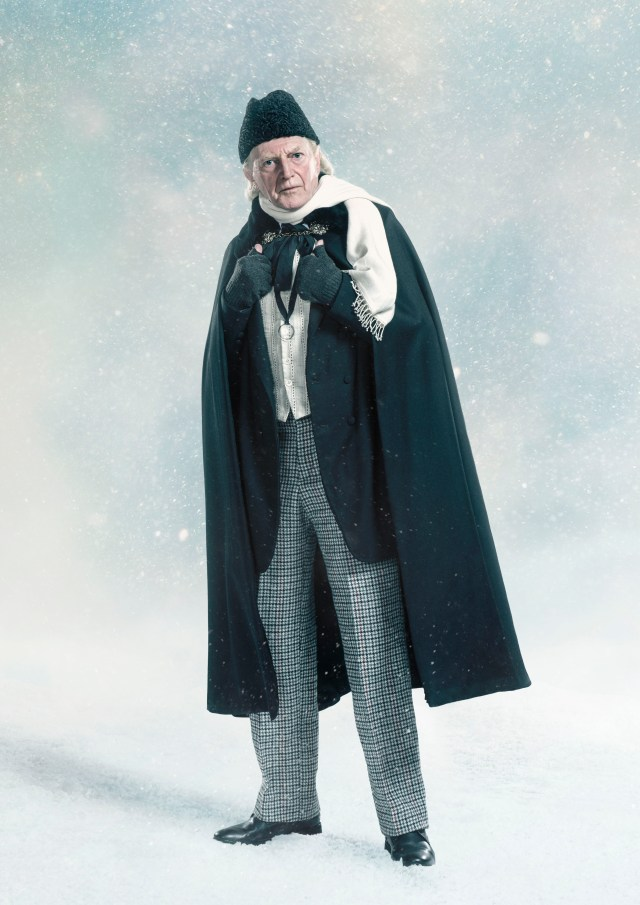 The First Doctor (DAVID BRADLEY) - (C) BBC/BBC Worldwide - Photographer: Ray Burmiston