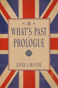 What's Past Is Prologue by David A. McIntee