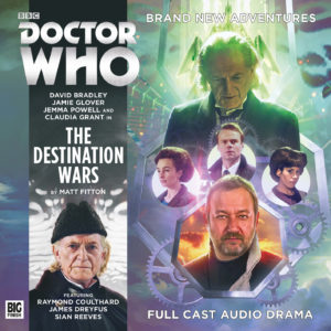 BIG FINISH - THE DESTINATION WARS