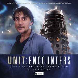 'The Dalek Transaction' by Matt Fitton
