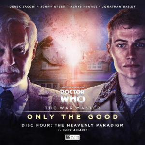 BIG FINISH - The War Master - The Heavenly Paradigm