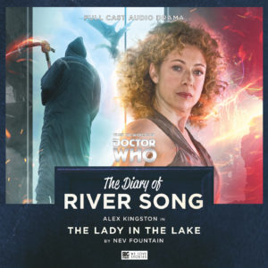 BIG FINISH - THE LADY IN THE LAKE BY NEV FOUNTAIN