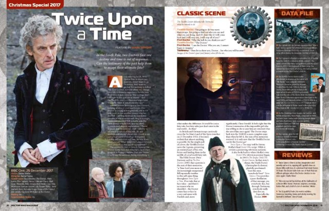 Yearbook Twice Upon A Time