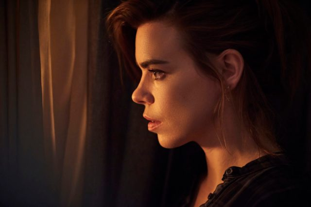 Collateral - Picture Shows: Karen Mars (BILLIE PIPER) - (C) The Forge - Photographer: Fabio Affuso