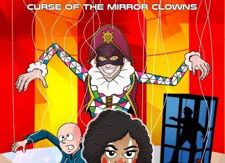 Lucy Wilson Mysteries Curse of the Mirror Clowns