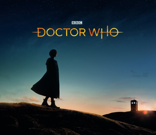Doctor Who - Iconic Logo - Series 11 - BBC Worldwide
