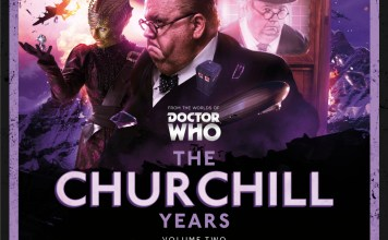THE CHURCHILL YEARS - VOLUME TWO BY BIG FINISH