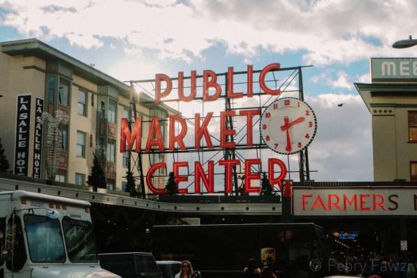 Ikon klasik Seattle
