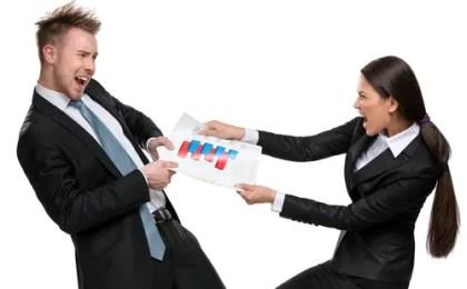 Gérer Les Conflits Au Travail Altercation