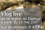 Blogtrotters en direct du Darfour