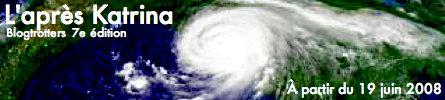 Blogtrotters : l'apres Katrina