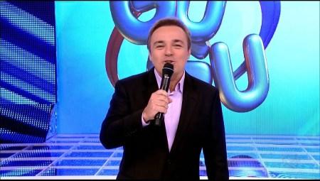 """Hoje no Programa do Gugu 02/06/2013: Famosos como Beto Barbosa e Solange Couto estão no """"Desafio Musical"""""""