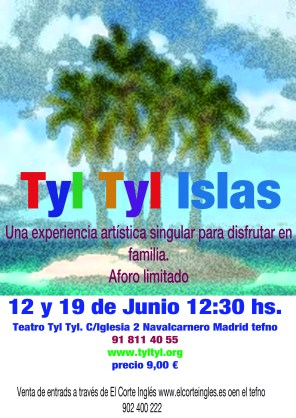 cartel Tyl Tyl islas