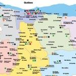Région desservie par le CISSS-CA
