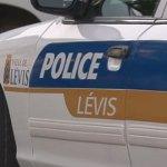 Voiture de police de Lévis