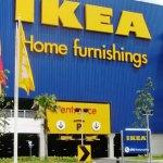 Magasin IKEA à Lévis