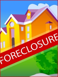 Foreclosure - Mortgaged house