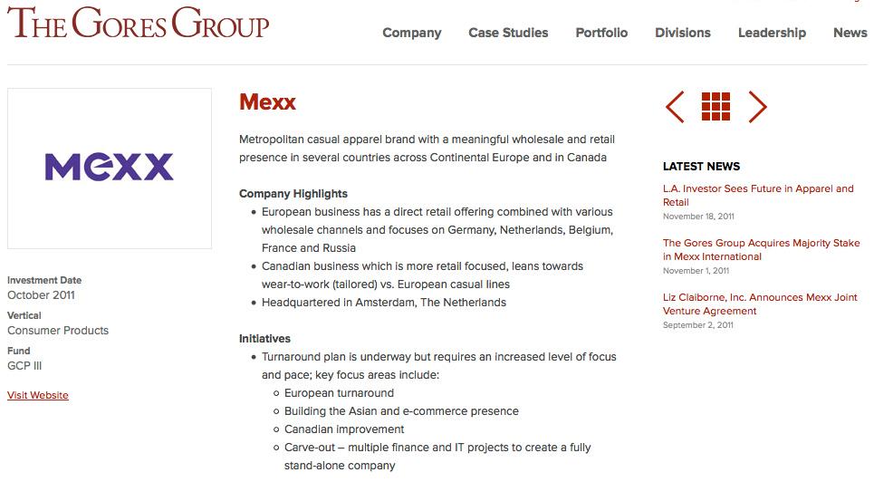 mexx-apparetnant-a-gores-group