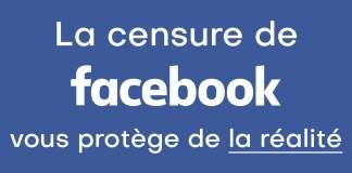 Censure de Facebook