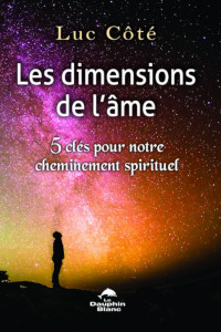 Les dimensions de l'âme - Couverture livre