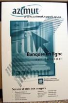 Publicité AZIMUT 2001