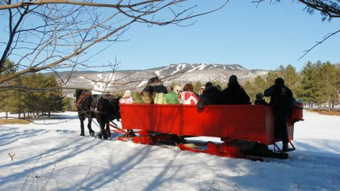 Sleigh Rides by Tremblant Activity Center — $- $$