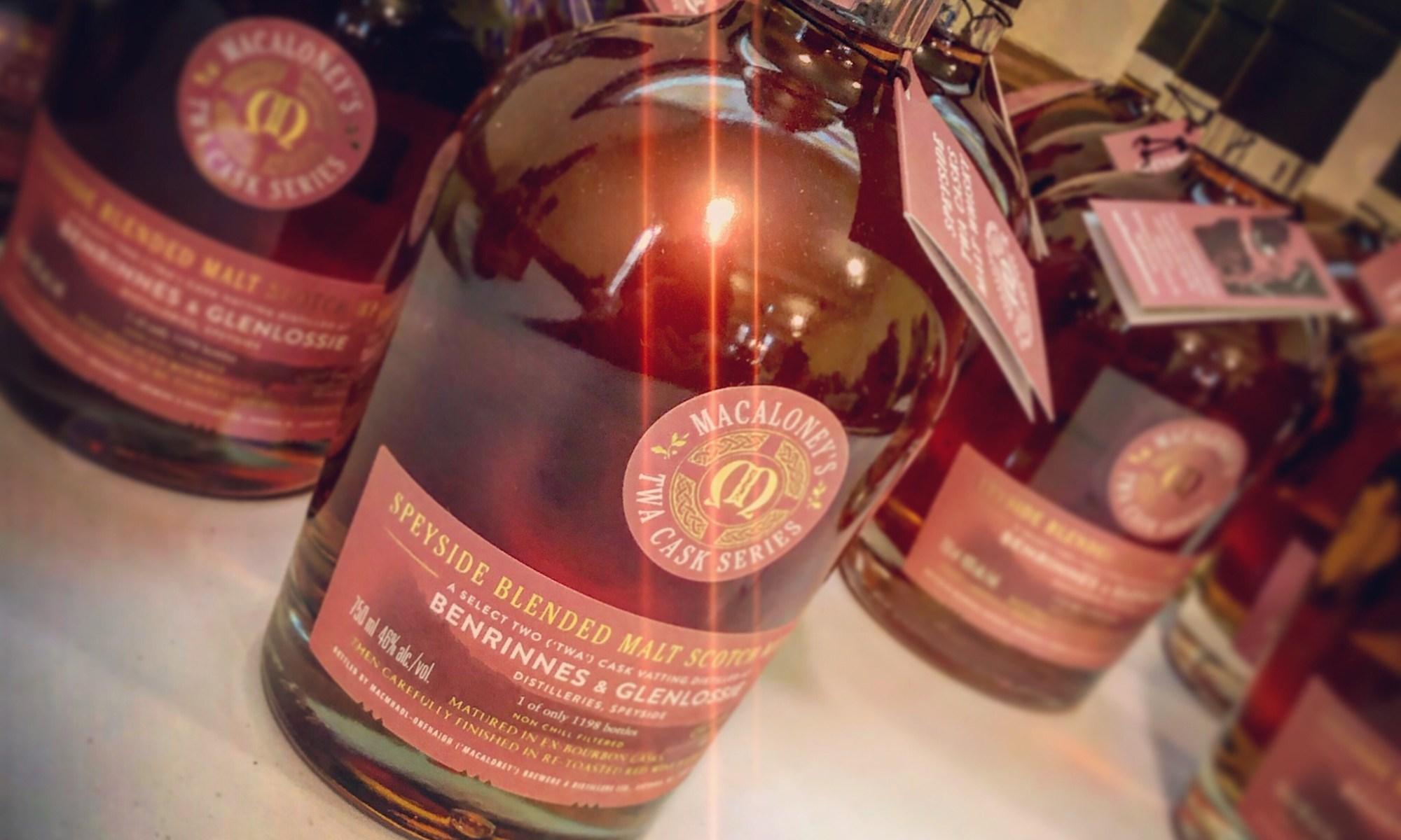 Vic Caledonian Blend Ex-Bourbon