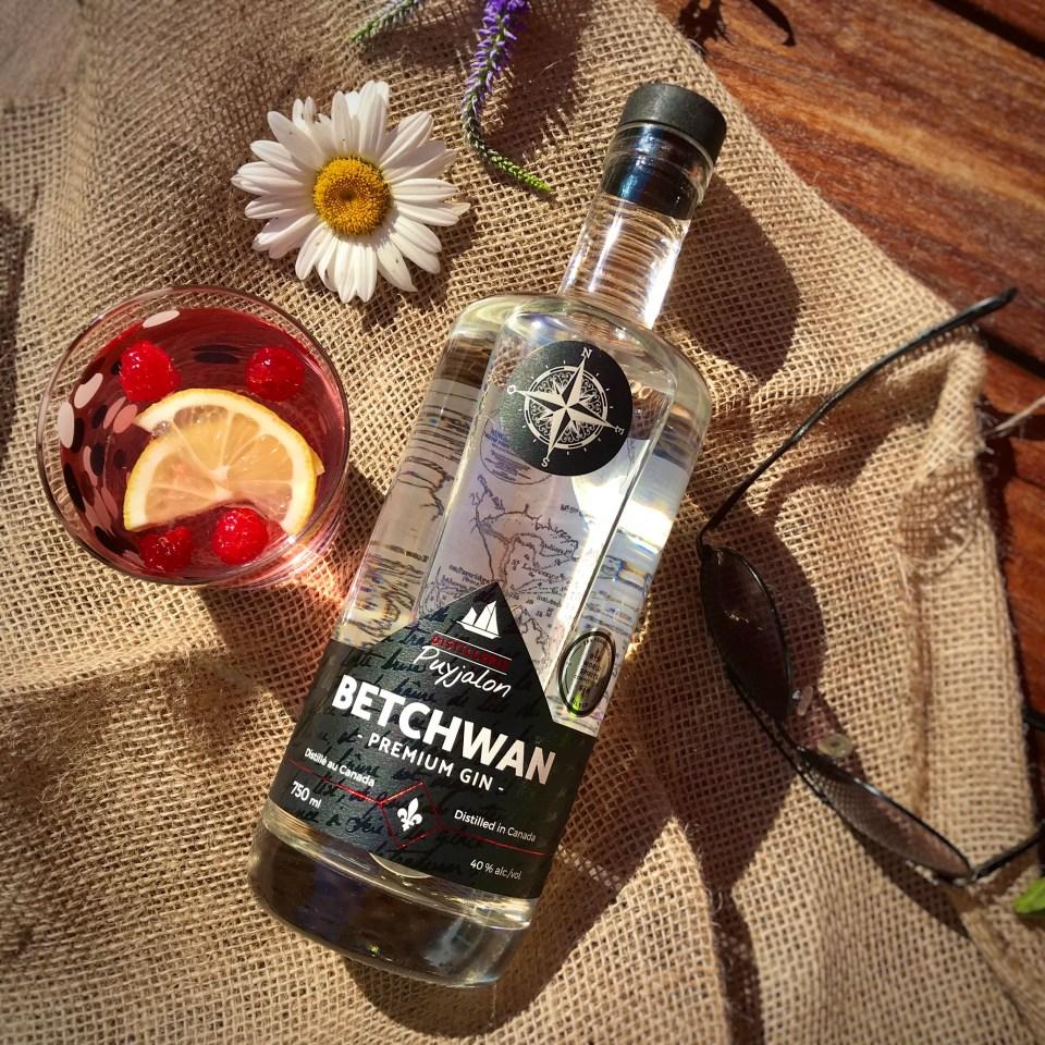 Gin betchwan