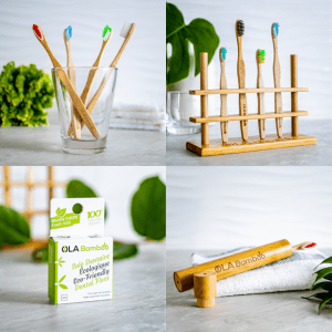 La Snack Box Dentaire OLA Bamboo