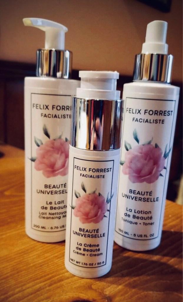 Beauté universelle Félix Forrest