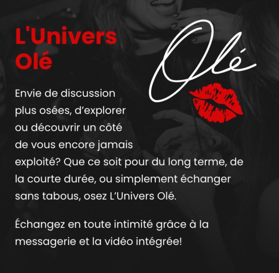Univers Olé GoSeeYou