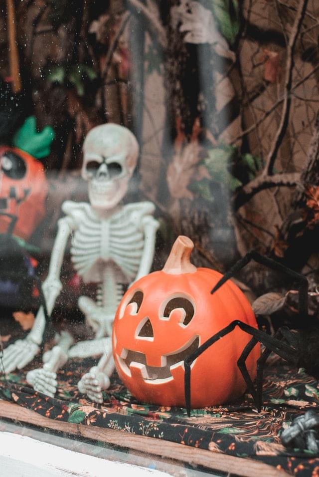 décorations Halloween