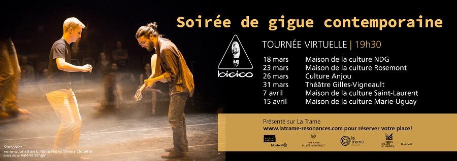 BIGICO tournee bloguelesnackbar.com