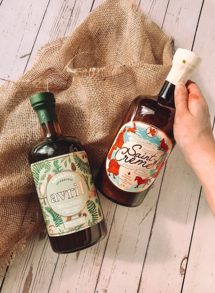 alcool québécois mariana