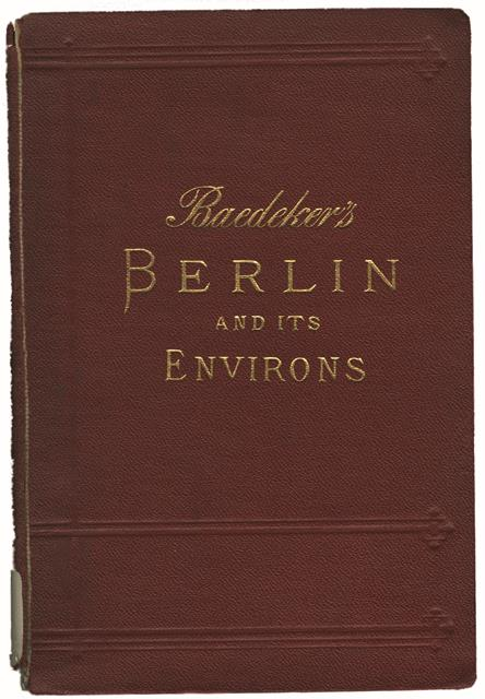 Berlin and its environs : handbook for travellers
