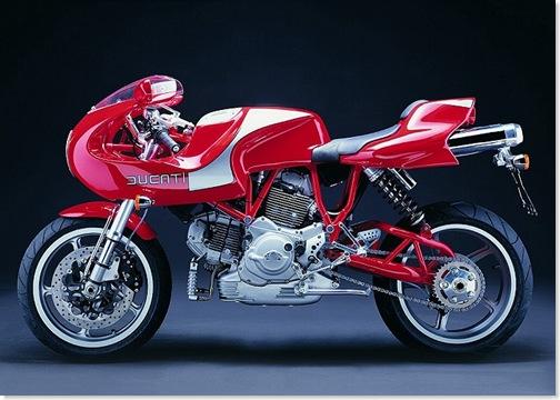 Ducati MHe MH 900 E