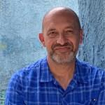 El guionista Curro Royo.