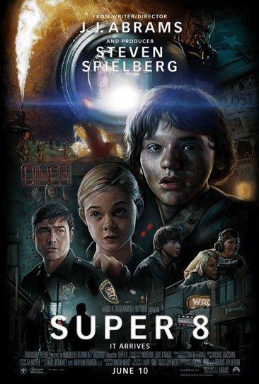Poster de la pelicula Super 8