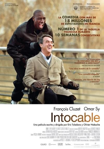 Poster de la película Intocable