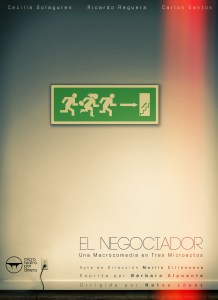 El Negociador poster