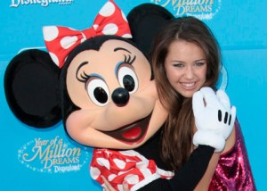 Celebrities attend the premiere of High School Musical 2 at Disneyland