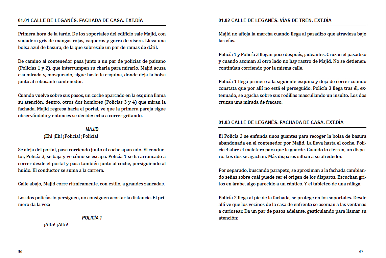 11-M_comienzo_guion