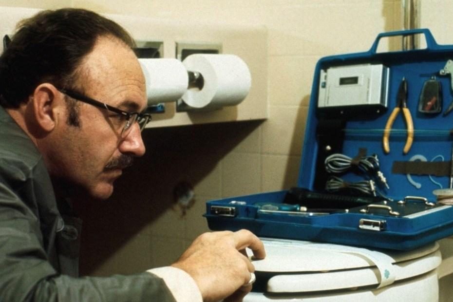Gene Hackman en La Conversacion