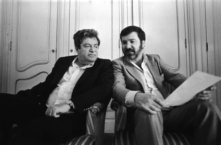 Menachem Golan & Yoram Globus
