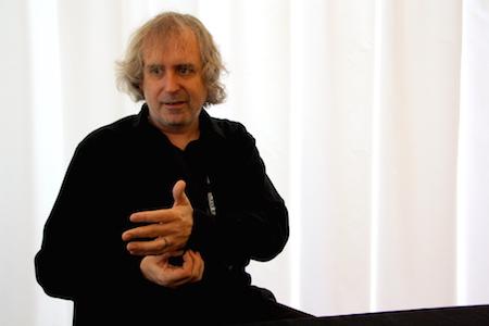 El cineasta Michael O'Shea