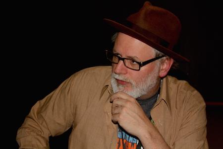 El cineasta Billy O'Brien
